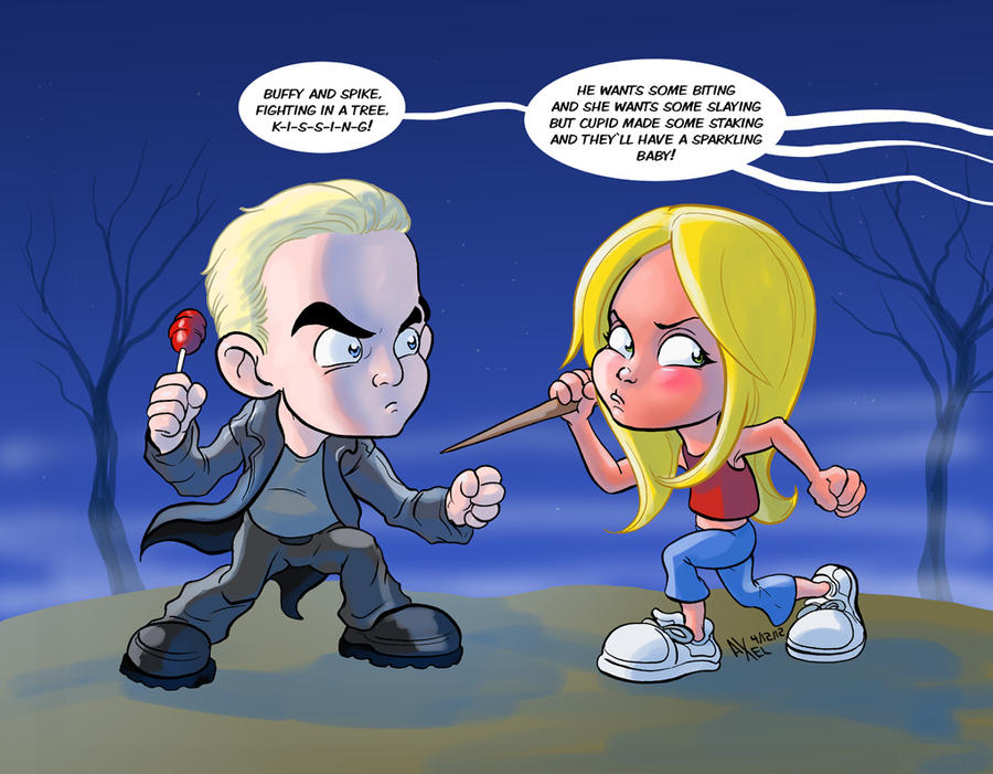 Buffy la vampire slayer toon porn