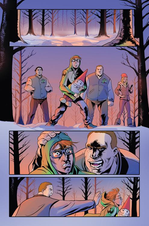 Hoax Hunters 6 by AxelMedellin