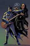 TLIID 125. Batman and Ozzie Osbourne