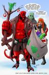 TLIID 148. Hellboy vs the Grinch