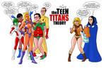 TLIID 151. The Teen Titans and The Big Bang Theory