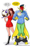 TLIID 157. Kitty Pryde and the Vision.