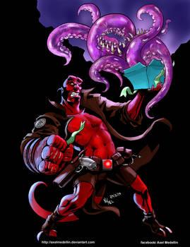 20 years of Hellboy