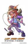 TLIID 208. Indiana Jones' and Lara Croft's kid...