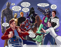 TLIID 222. Star Wars and Guardians of the Galaxy