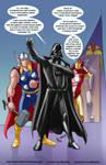 TLIID 238. The Avengers vs Darth Vader