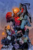 TLIID 250: World War Hellboy by AxelMedellin