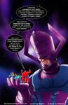 TLIID 267. Big Hero 6 vs Galactus
