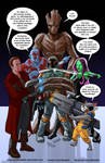 TLIID 270. Boba Fett vs Guardians of the Galaxy