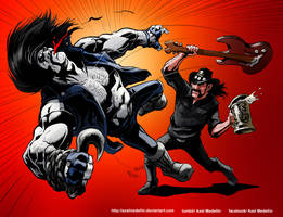 TLIID 273. Lemmy and Lobo