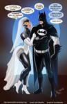 TLIID 281. Batman marries Catwoman