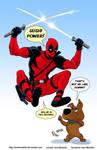 TLIID 287. Deadpool VS Scrappy Doo
