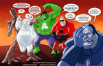 TLIID 294. Baymax and other Horsemen of Apocalypse by AxelMedellin