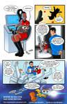TLIID 308. Rocket Racoon joins the Starfleet