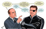 TLIID 313. Coulson and Hasselhoff's Nick Fury