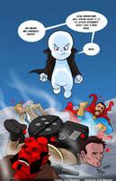 TLIID 342. Casper the Friendly Ghost... evil? by AxelMedellin