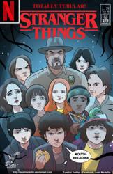 TLIID 367. Stranger Things in JLI # 1