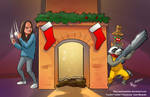 TLIID 372. Laura's and Rocket's Christmas