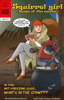 TLIID 401. Squirrel Girl, Queen of the Ewoks by AxelMedellin