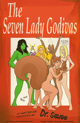 TLIID 417: Marvel's The Seven Lady Godivas by AxelMedellin
