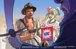 TLIID 479. Harley Quinn and Indiana Jones