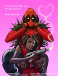 TLIID 480. Deadpool and Domino's Valentine