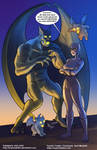 TLIID 483. Batman the Gargoyle