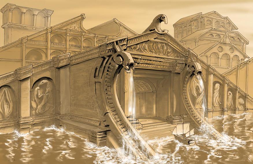 Atlantis by AxelMedellin