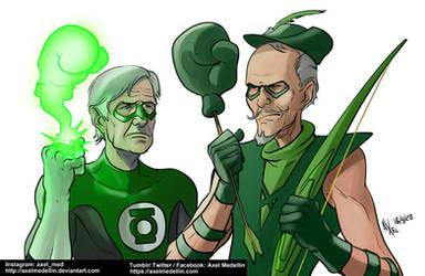 TLIID 489. Harrison Lantern and Eastwood Arrow