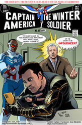 TLIID 541. Cap and Winter Soldier in GL #85