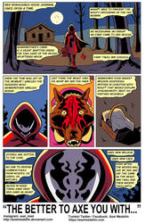TLIID 560. Rorschach is Little Red Riding Hood.