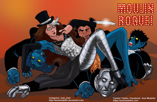TLIID 562. Moulin Rogue!