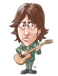 Lennon by AxelMedellin