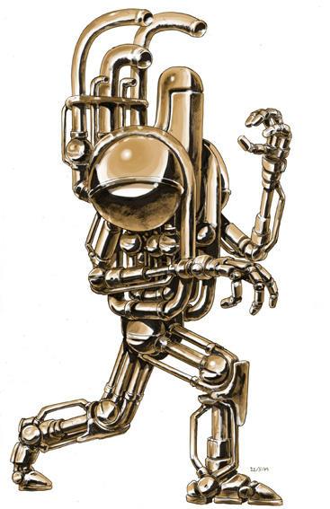 Saxobot by AxelMedellin