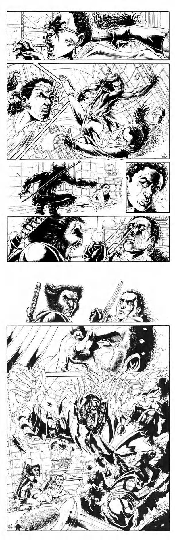 Wolverine sample by AxelMedellin