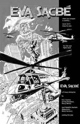 Eva Sacbe, promo sketch