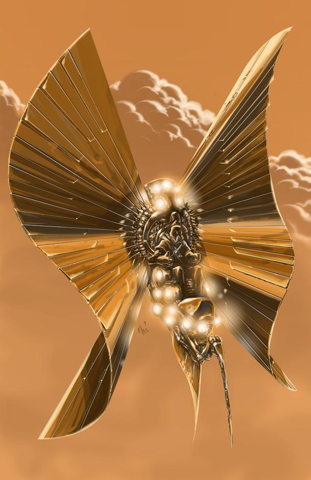 Hummingbird by AxelMedellin