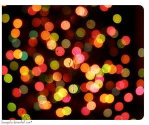 xmas lights by kasaguita