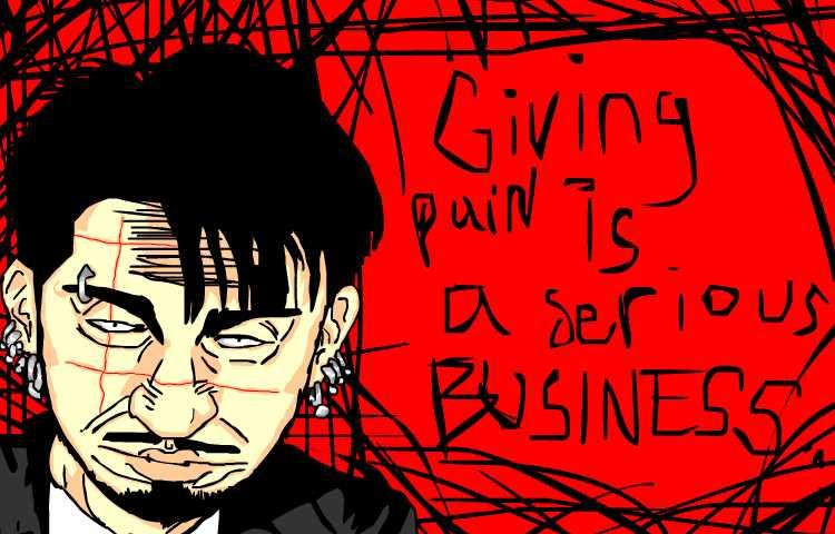 ichi the killer manga kakihara - photo #2