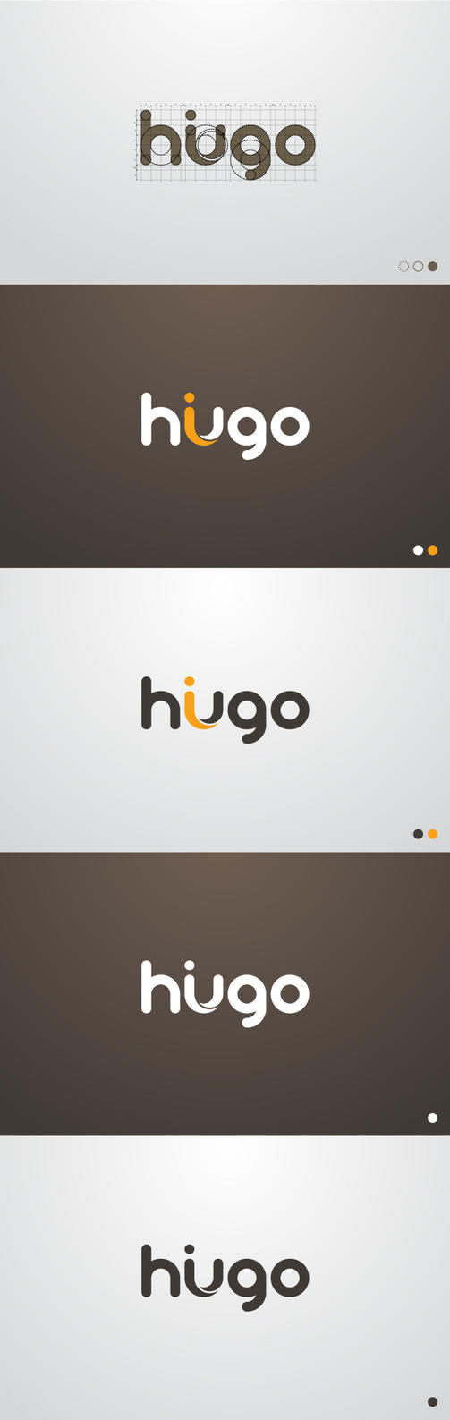 hiugo logo by hiugo
