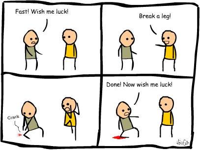 Break A Leg 35979383