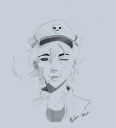 Sea Captain 2D by DeadskullBroscircus