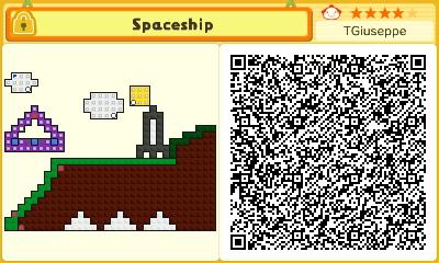 Fallblox/Crashmo: Spaceship by TGiuseppe94