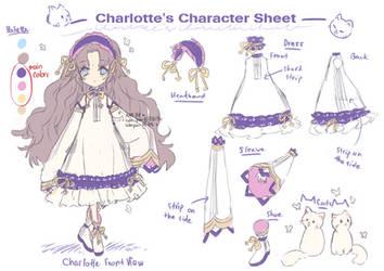 Charlotte Character Sheet