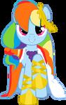 Rainbow Dash Gala