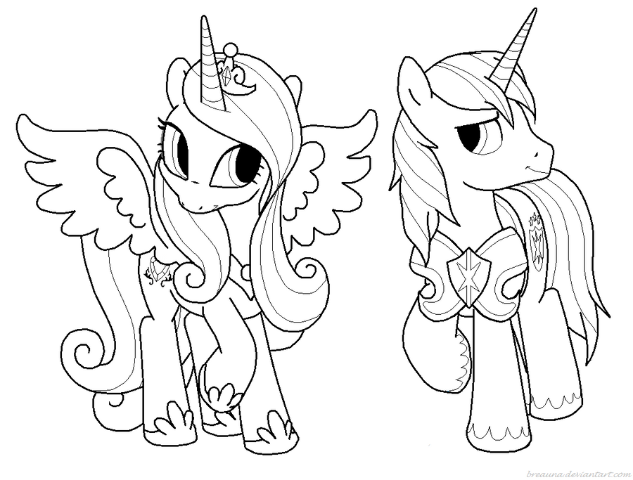 https://img00.deviantart.net/9123/i/2012/111/b/c/princess_cadance_and_shining_armor_drawing_by_breauna-d4x4ol0.png How To Draw Princess Cadence And Shining Armor