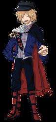 Lawrence Sengo's Hero Costume by BaltizarD