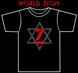 World Zion T-shirt by bombkamp