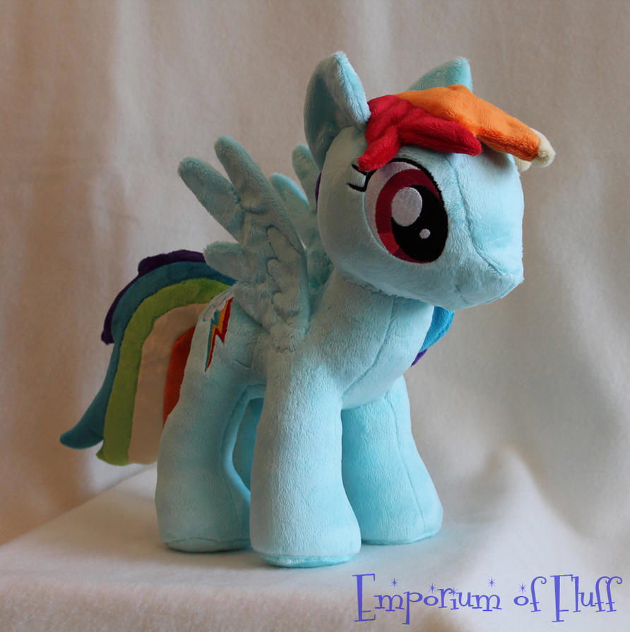 Rainbow Dash - updated wings by Yukizeal