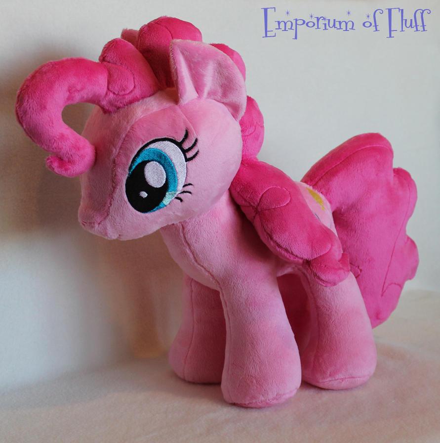 Pinkie Pie - Updated Mane by Yukizeal